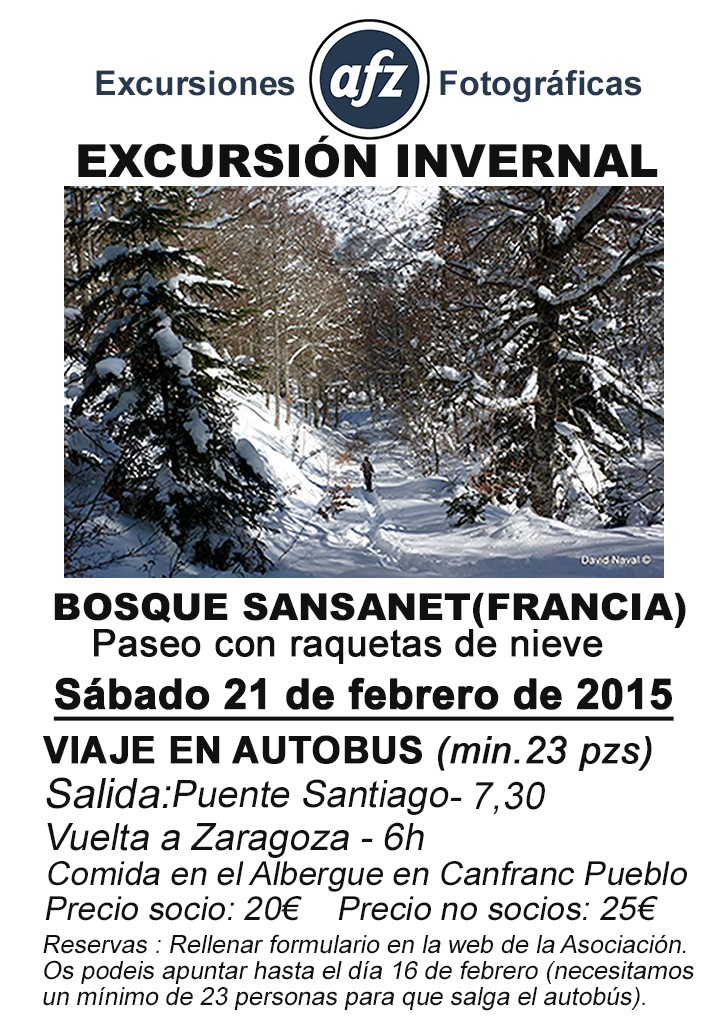Excursion a Sansanet - Canfranc