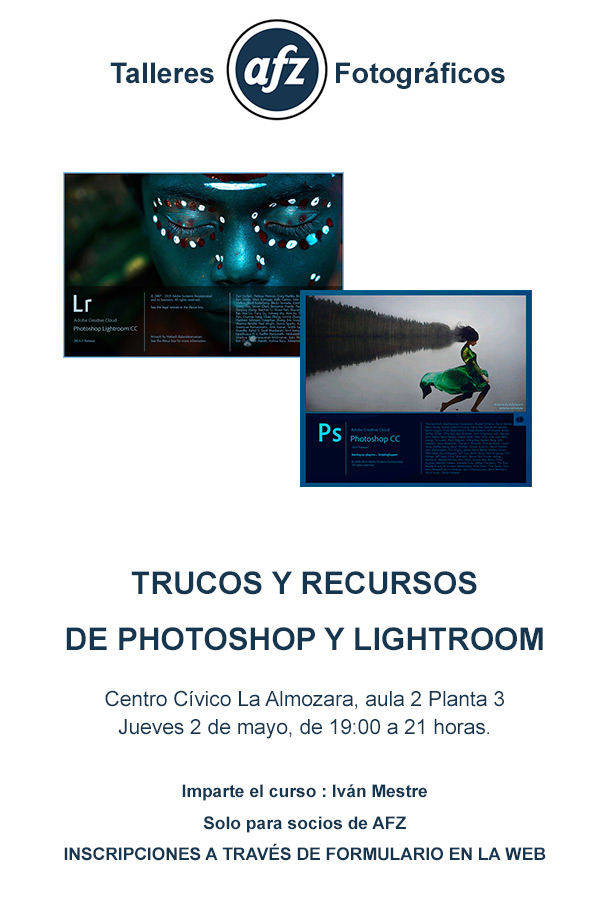 Trucos y Recursos de Photoshop y Lightroom